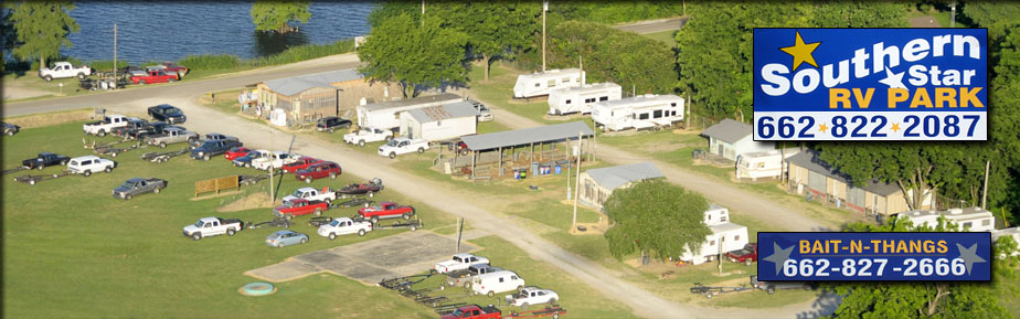 Bait U0027nu0027 Thangs   Southern Star RV Park And Cabins   Chatham MS
